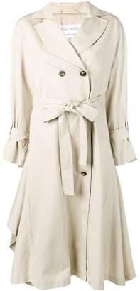 Milla mid-length trench coat