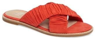 Eileen Fisher Cross Slide Sandal (Women)