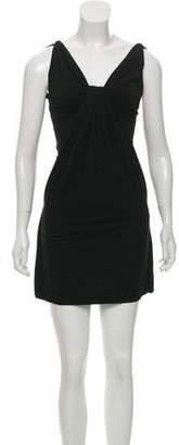 Kaufman Franco KAUFMANFRANCO Sleeveless Mini Dress