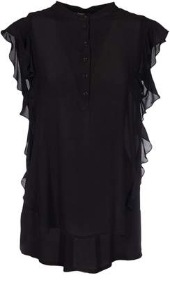 Seventy Frilled Blouse