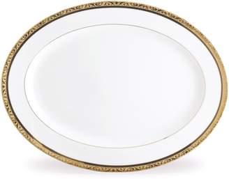 Noritake Regent Gold Oval Platter