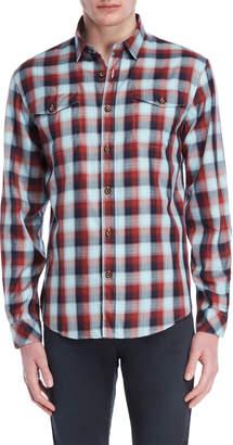 Coastaoro Redford Plaid Woven Shirt