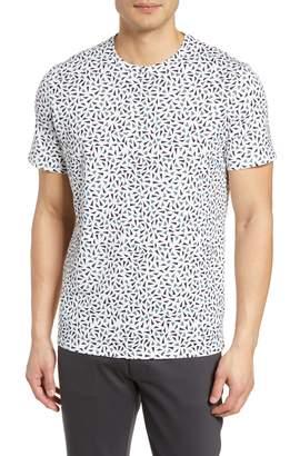 Theory Angle Print T-Shirt