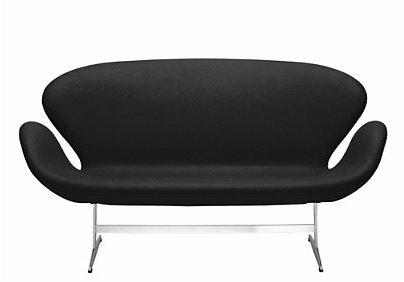 SwanTM Sofa in Fabric