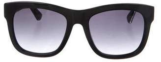 Gucci GG Square Gradient Sunglasses