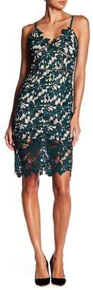 Love...Ady Chemical Lace Slip Dress