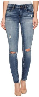 Blank NYC Mid-Rise Denim Skinny in Wealth Care Women's Jeans