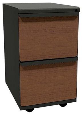 Marvel Office Furniture Zapf 2-Drawer Mobile Vertical Filling Cabinet Marvel Office Furniture