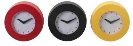 Kvarta Wall Clock