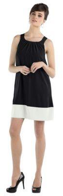 Oleg Cassini Sleeveless Shift Dress