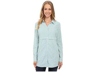 Toad&Co Marvista Tunic Women's Long Sleeve Button Up