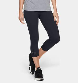 Under Armour Women's UA Freedom Training Capris