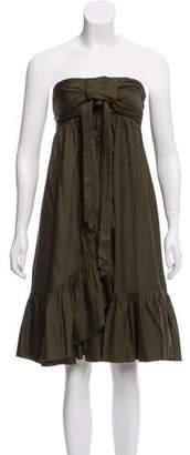 Diane von Furstenberg Tolara Strapless Dress