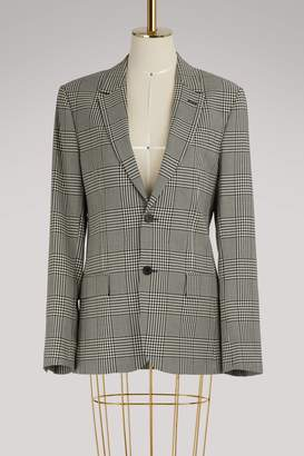 Ami Checked jacket