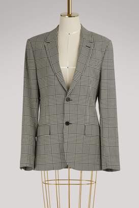Ami Checked jacket
