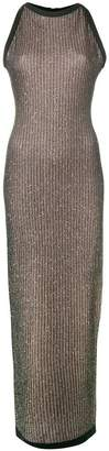 Balmain (バルマン) - Balmain long knitted dress