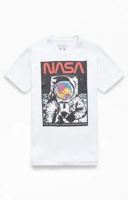 Riot Society NASA Moon T-Shirt