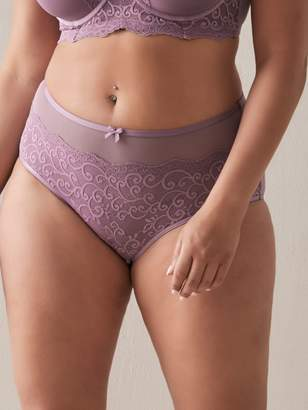 Brief Panty with Lace