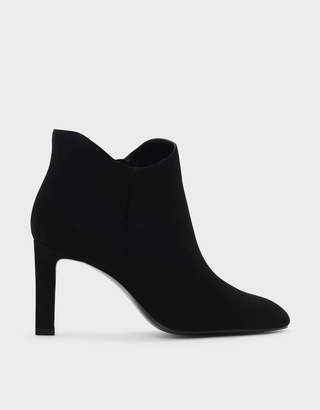 Charles & Keith Tapered Heel Booties