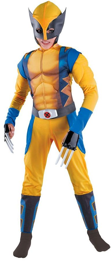 Wolverine TM costume - kids