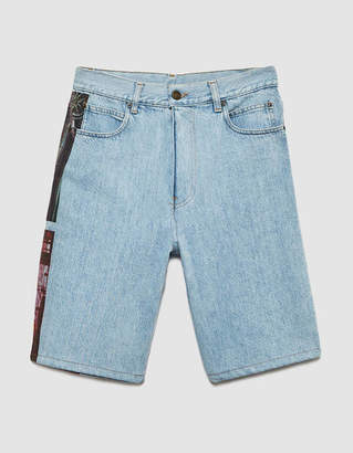 Calvin Klein Jeans Est. 1978 Printed Baggy Short