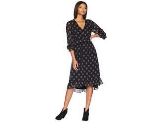 Kensie Whispering Shadows Dress KS0K8310