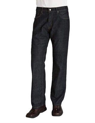 Levi's 559 Relaxed Straight Fit Tumbled Rigid
