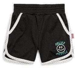 Baby's Stoked Mini Shorts