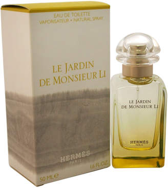 Hermes Women's Le Jardin De Monsieur Li 1.6Oz Eau De Toilette Spray