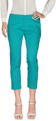 Pinko GREY 3/4-length shorts