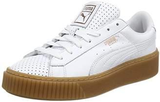 ca07a471b02 Puma White Platform Shoes For Women - ShopStyle UK