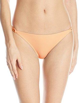 Reef Women's Solids String Side Bikini Bottom $14.74 thestylecure.com