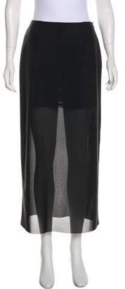 Philosophy di Alberta Ferretti Midi Pencil Skirt