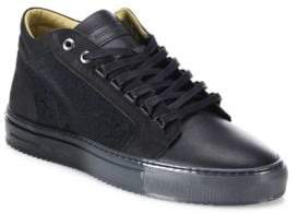 Android Margom Nubuck Caviar Mid-Top Sneakers