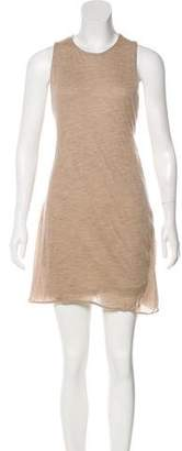The Row Cashmere Kira Mini Dress w/ Tags