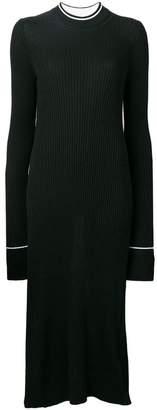 Maison Margiela knitted long dress