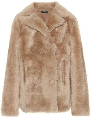 Joseph New Hector shearling coat