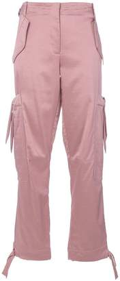Moschino cargo trousers