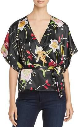 Vero Moda Jessica Kimono Wrap Top