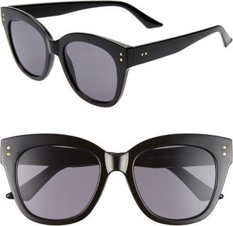 BP 66mm Oversize Sunglasses