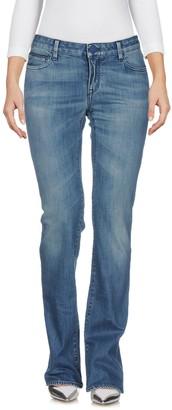 Care Label Denim pants - Item 42665670UT