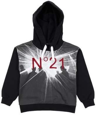 N°21 (ヌメロ ヴェントゥーノ) - ヌメロ ヴェントゥーノ スウェットシャツ