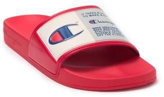 Champion IPO Jock Red Slide