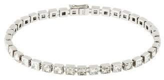 Tiffany & Co. 18K Diamond Line Bracelet