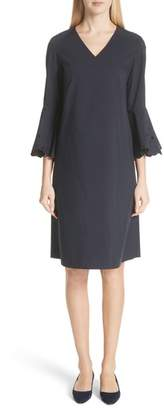 Lafayette 148 New York Holly Flare Cuff Dress