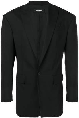 DSQUARED2 peaked lapels blazer