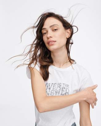Rag & Bone Love tee