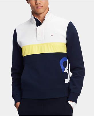 04eee0b7f5a604 Tommy Hilfiger Men Portofino Colorblocked Sweatshirt