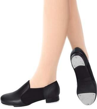 THEATRICALS Neoprene Insert Child Tap Shoes