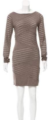 Bailey 44 Knit Long Sleeve Dress